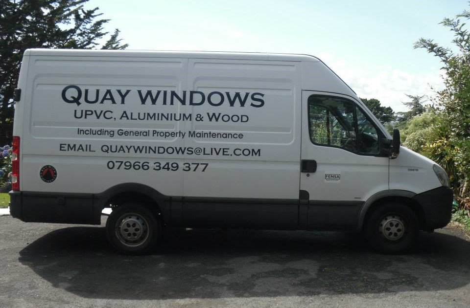 Quay Windows Double Glazing and Home Maintenance