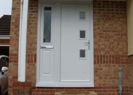 Quay Windows Front door replacement